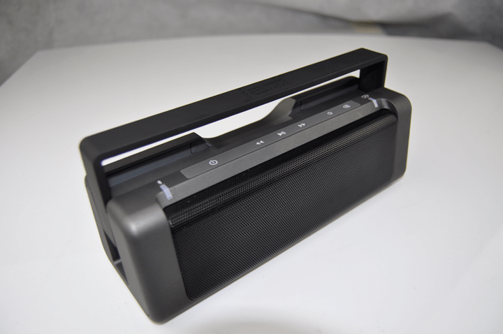 Review – HMDX Jam Party Bluetooth Speaker