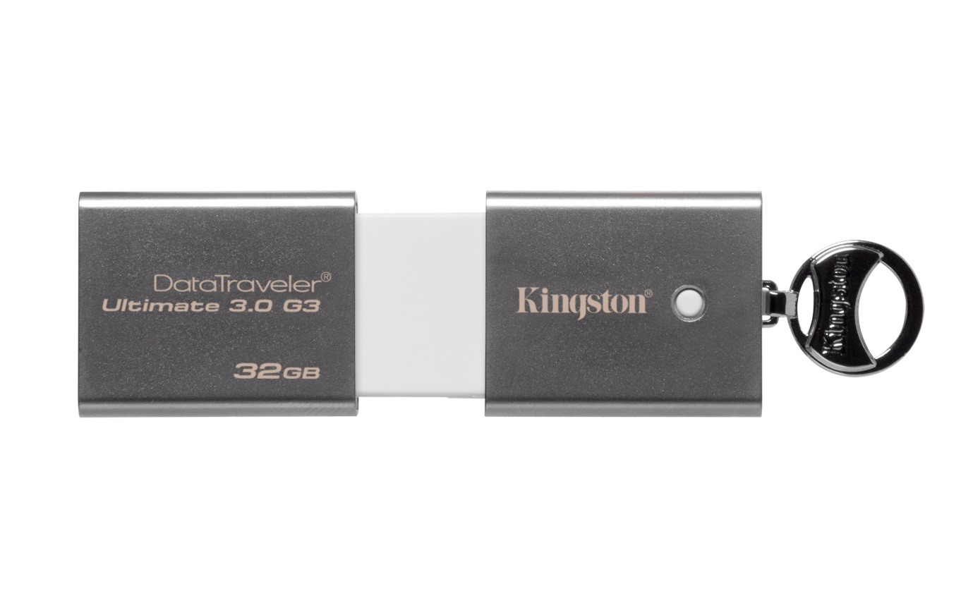 Kingston DataTraveler Ultimate 3.0 G3 – Review