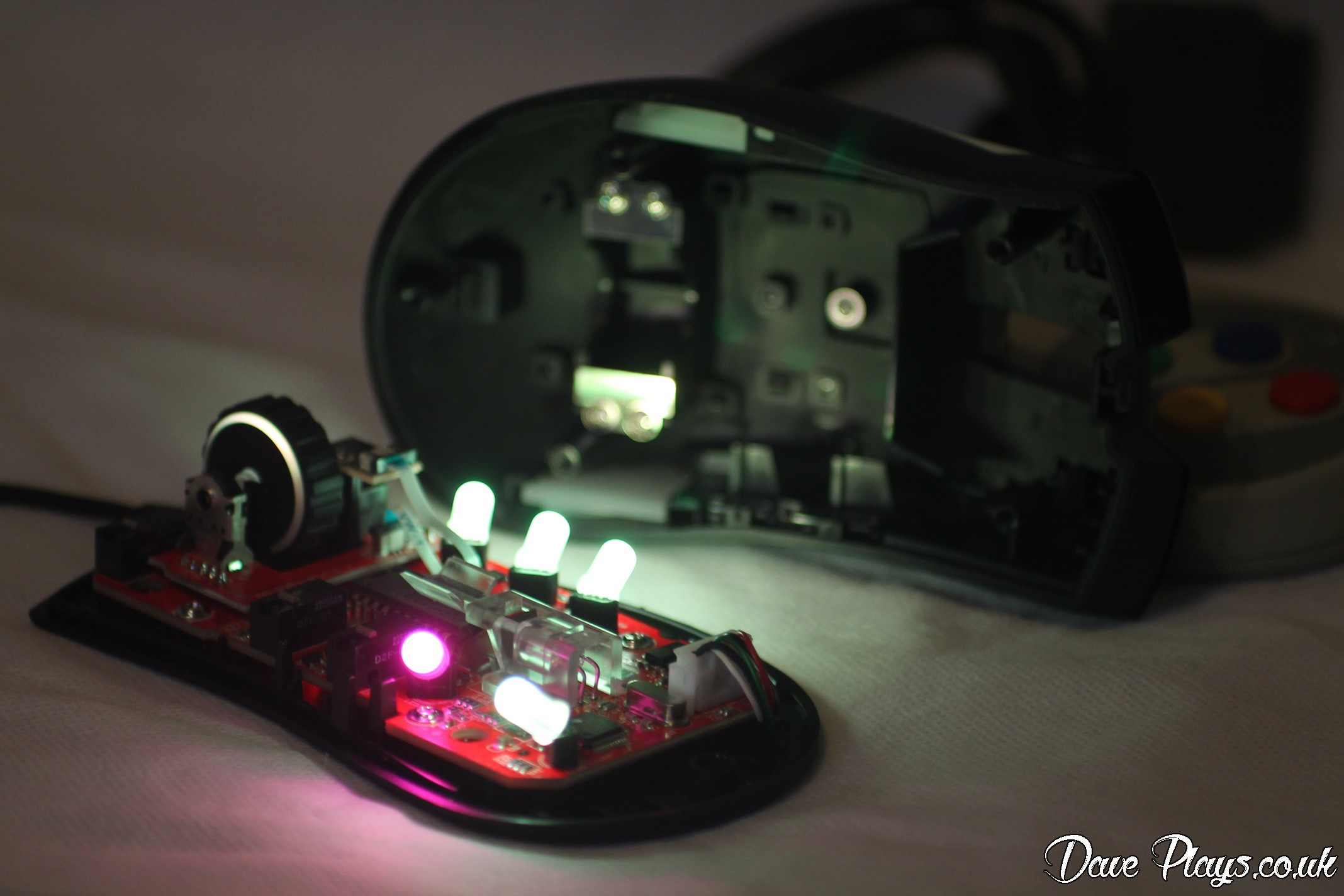 Ducky Secret Gaming Mouse Review