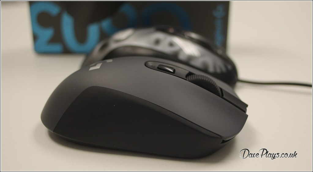 Logitech G603 Wireless Gaming Mouse – Review