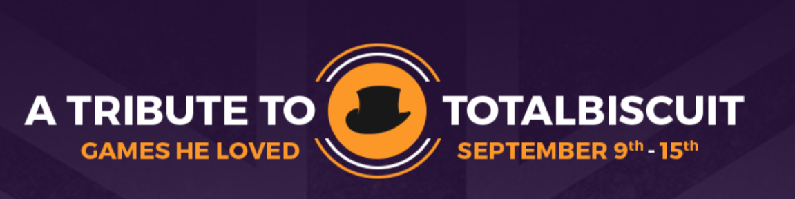 TotalBiscuit Charity Week – Chrono.gg