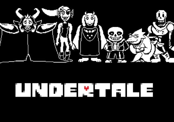 Casual Undertale Pacifist Playthrough – backlog #31 – part 2