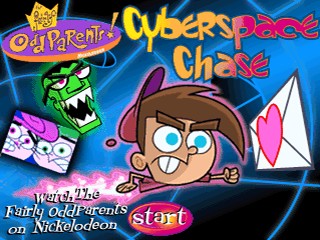 Cyberspace Chase
