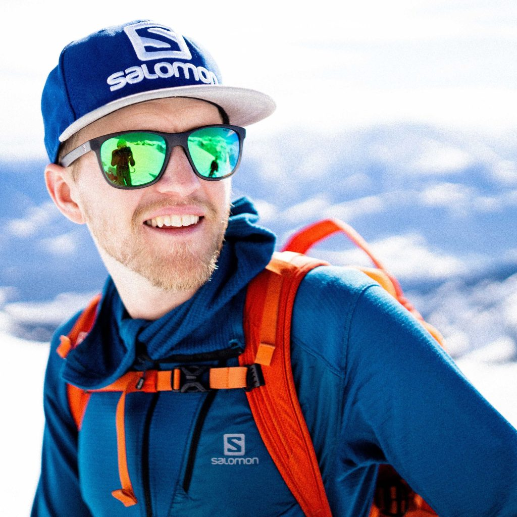 Dave Searle IFMGA Mountain Guide.
