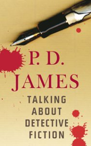 P.d. James talking about detective fiction
