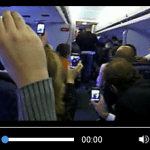 cell phones in flight