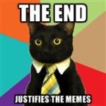 standard cat meme