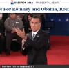 mitt romney barack obama debate tuesday