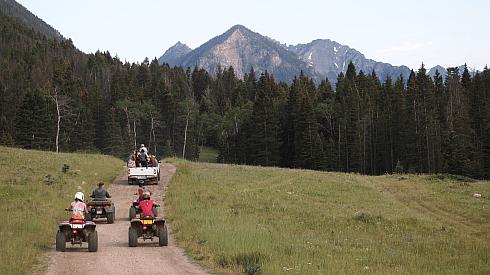 south boulder road montana