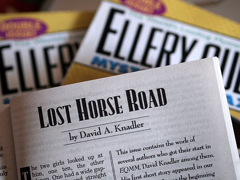 john ennis lost horse road EQMM