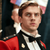 red uniform downtown abbey matthew