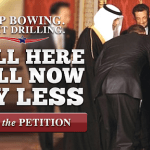 newt gingrich drill now ad