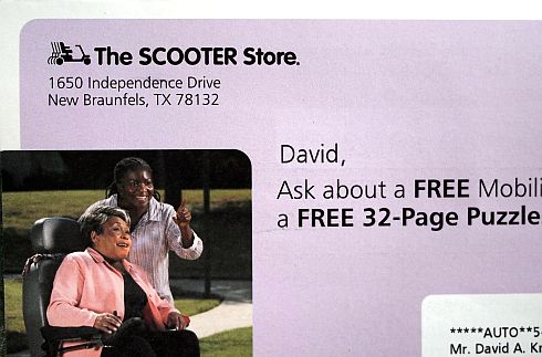scooter ad