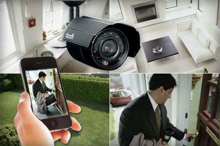 Image result for Install security cameras