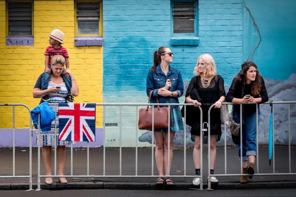 Ladies in Waiting