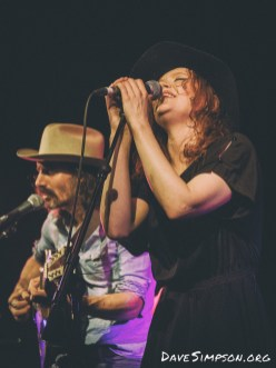 Brendan and Alison Turner live at the Tuning Fork, Auckland