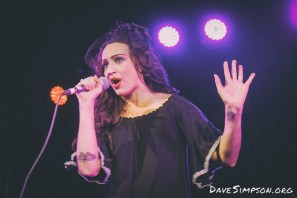 Lindi Ortega live at the Tuning Fork Auckland