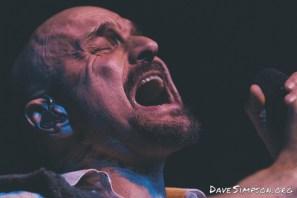 James live at the Powerstation, Auckland 9 November 2016