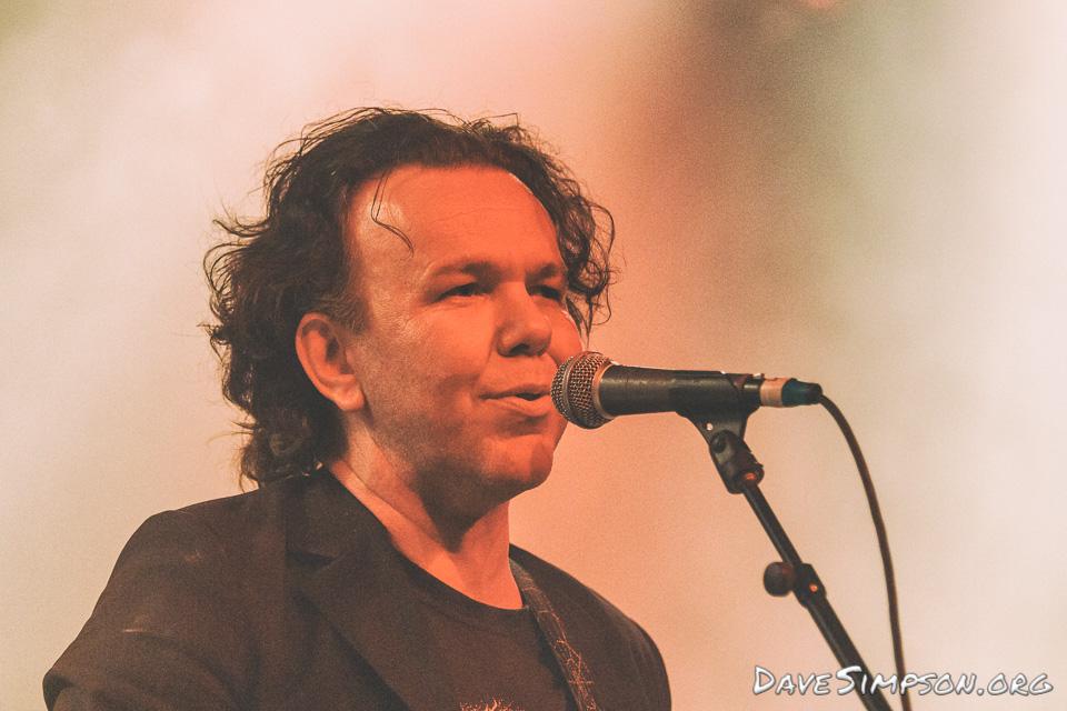 Disjecta Membra live at the Powerstation 19 November 2016