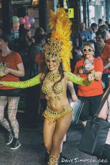 Brazilian Divas and Ak Samba