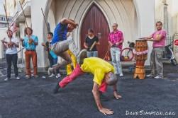 Capoeira Mandinga Aotearoa at Krd First Thursdays 1 Dec 2016
