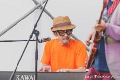 Hikashu live at Aotea Square, Aucklaknd 23 Feb 2017
