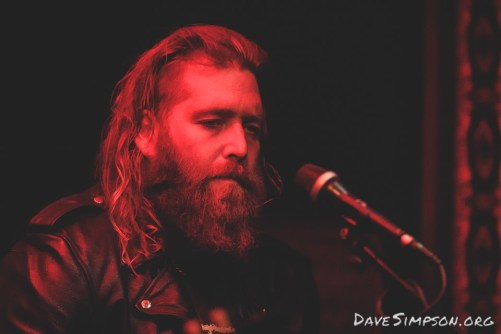 Roy Irwin live at the Wine Cellar, Auckland 13 April 2017