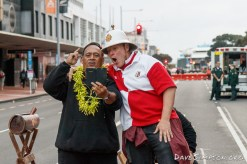 Photos from my two Auckland Street Photography tours which I ran on the 8th July 2017. This coincided with the final Lions vs All Black game of the series which made for an even more fun day! Learn more about the tours at www.aucklandstreets.com