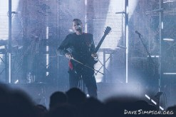 Sigur Ros live at Spark Arena, Auckland, New Zealand 21 July 2017