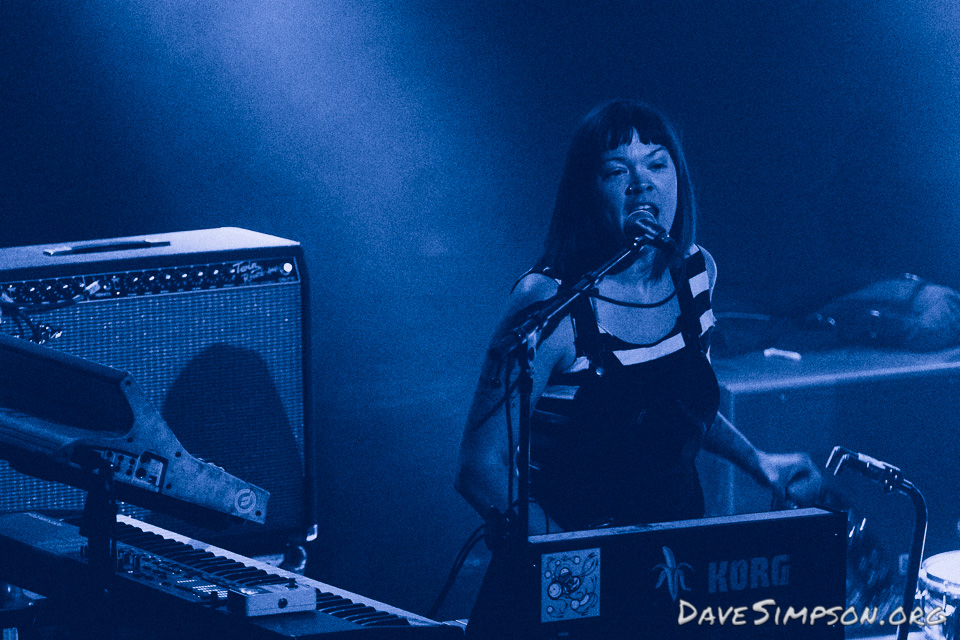 The Dandy Warhols live at Auckland Powerstation 20 September 2017