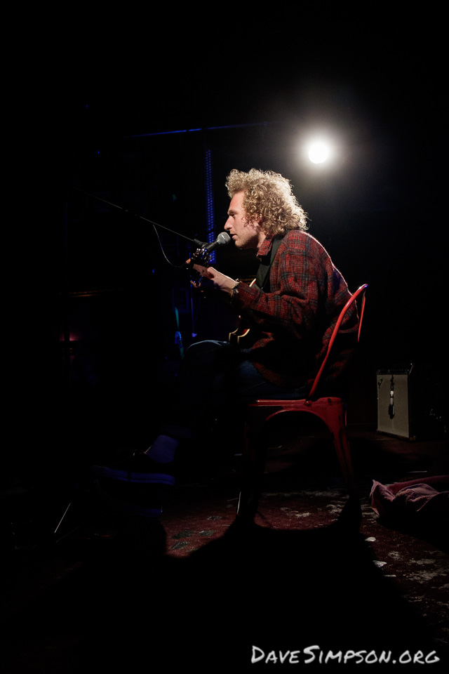 Dave Weir live at the Arthur Ahbez Volume II Release Tour, Kings Arms, Auckland 21 October 2017