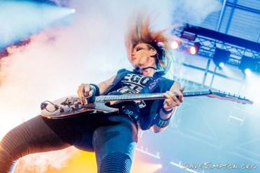 Alice Cooper 40th Anniversary Tour 2017 - Auckland 27 October 2017
