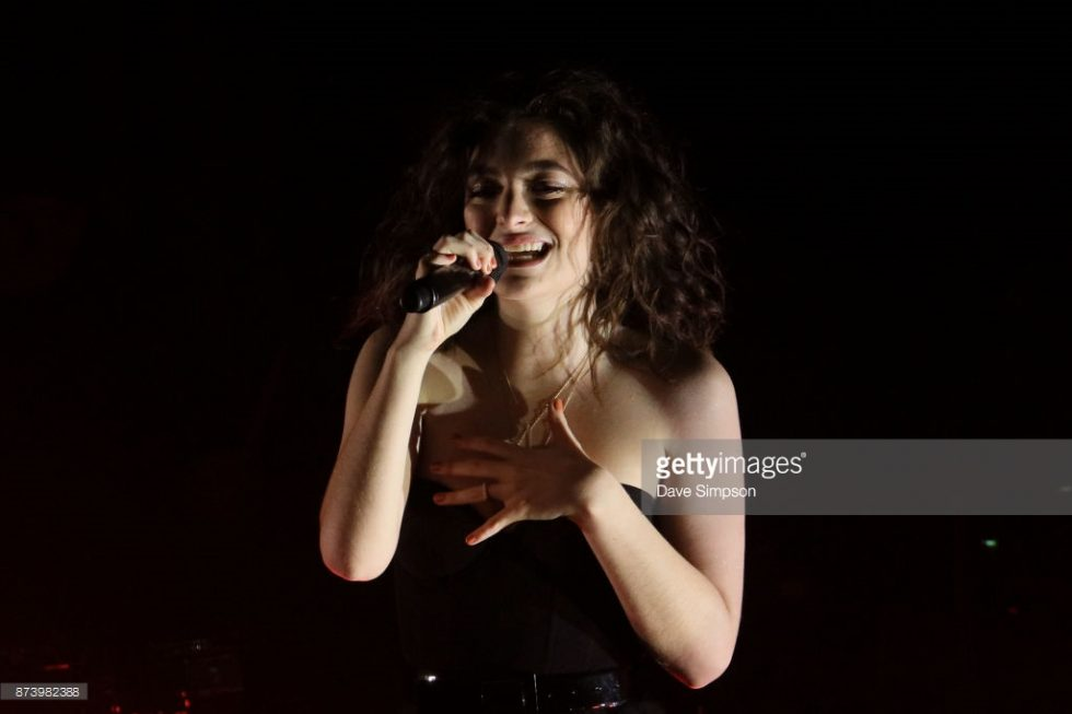 Lorde live at the Powerstation, Auckland