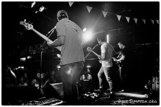 23 December 2017 Groove Lagoon live at the Kings Arms, Auckland supporting Racing