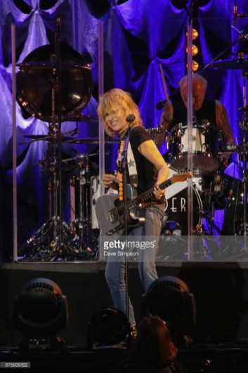 The Pretenders live at Spark Arena, Auckland