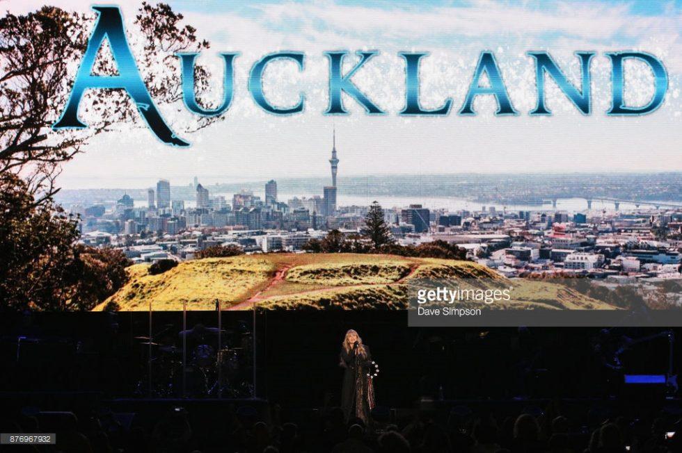 Stevie Nicks live at Spark Arena