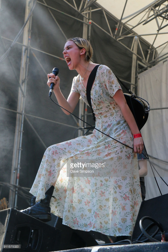 Wolf Alice at Auckland Laneway 2018