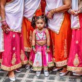 A Model Daughter - Diwali Festival Queen Street