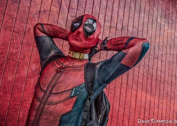 Deadpool - Dave Simpson Photography