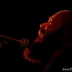 Doug of Bloodnut liveat the Kings Arms, Auckland 1 April 2017 Bloodnut on facebook