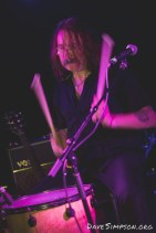 Ave Teth live at the Whammy Bar supporting hackedepicciotto 20 June 2018