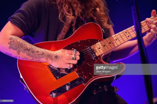 AUCKLAND, NEW ZEALAND - JULY 24: Tash Sultana performs at Auckland Town Hall on July 24, 2018 in Auckland, New Zealand. (Photo by Dave Simpson/WireImage)