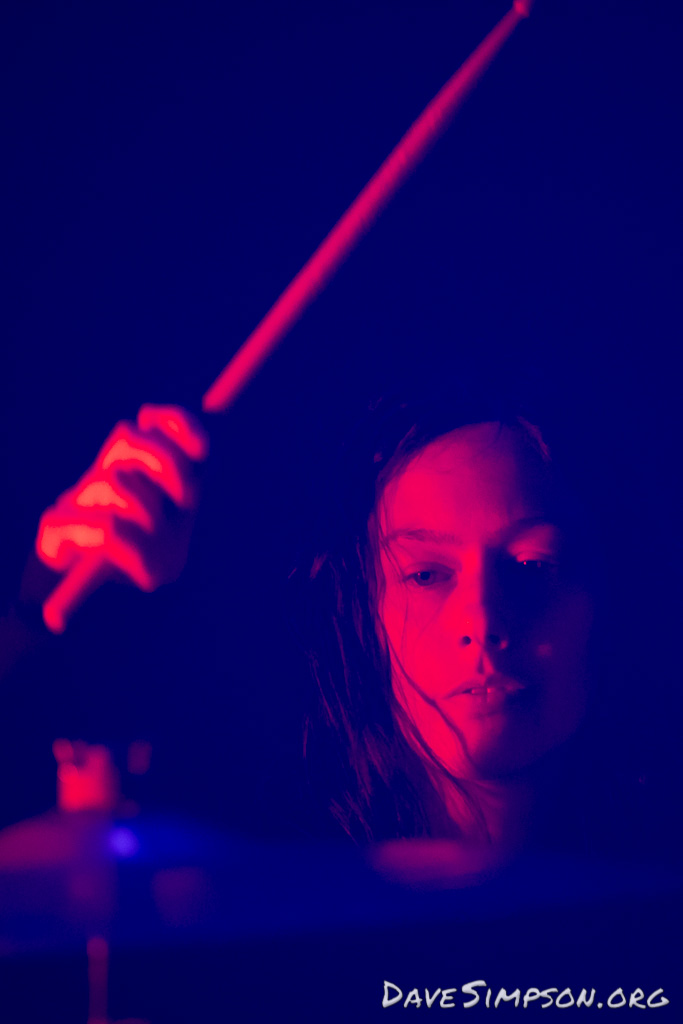 Divide and Dissolve support Unknown Mortal Orchestra at Auckland, 8 September 2018