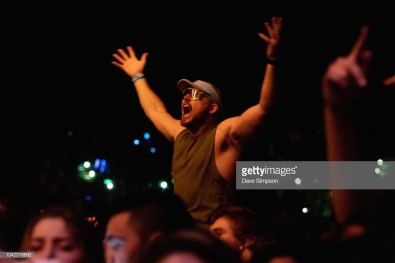 AUCKLAND, NEW ZEALAND - SEPTEMBER 28: General view during Listen In at Spark Arena on September 28, 2018 in Auckland, New Zealand. Listen In is the offshoot of the annual Australian dance and hip-hop festival Listen Out (Photo by Dave Simpson/WireImage)