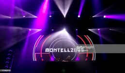 AUCKLAND, NEW ZEALAND - JANUARY 09: Montell2099 performs on stage during FOMO By Night Festival at Spark Arena on January 9, 2019 in Auckland, New Zealand. (Photo by Dave Simpson/Getty Images)