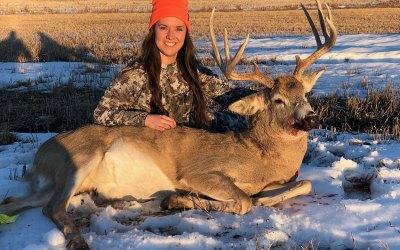 South Dakota Deer Hunts