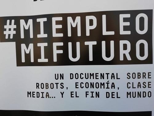 cartel mifuturomiempleo