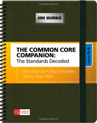Common Core Companion, 6-8, Jim Burke