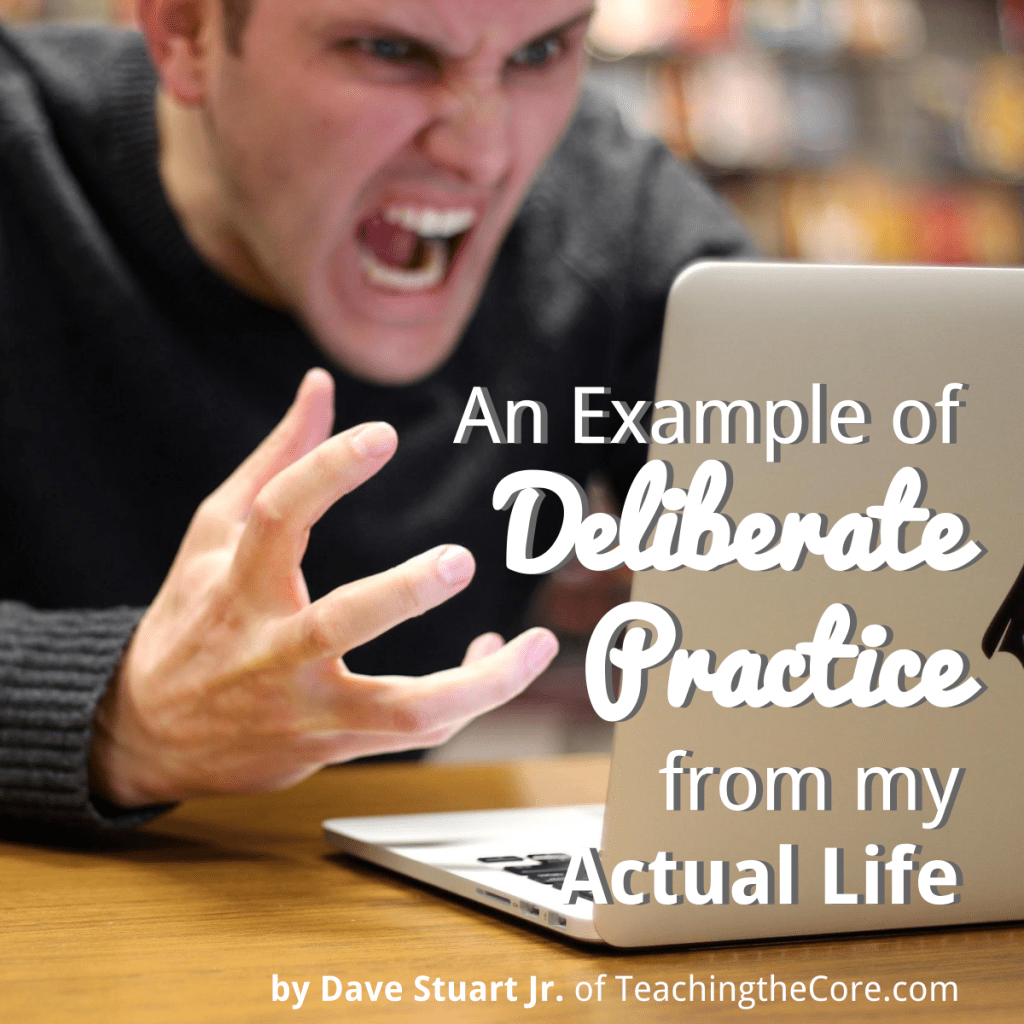 Post Image- Deliberate Practice Life