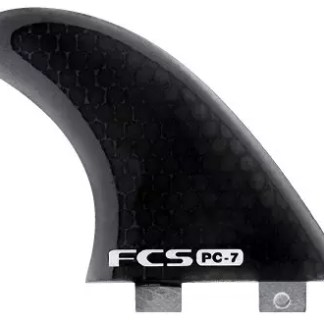 FCS PC-7 surfboard fins
